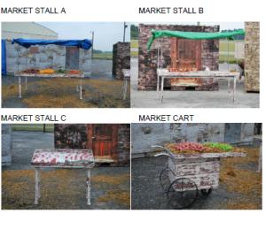 market stall a