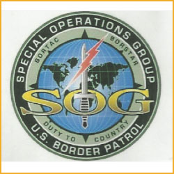 Special Operations Group – U.S. Border Patrol